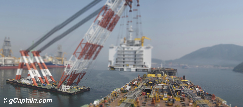 how to make a 5 m 1 ton lifting crane
