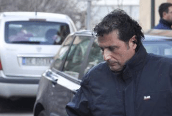 Former Costa Concordia Cruise Ship Captain Francesco Schettino