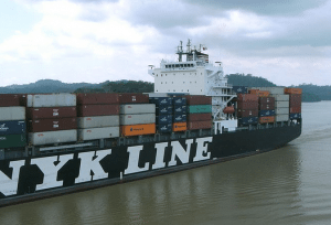 nyk-containership-port-side