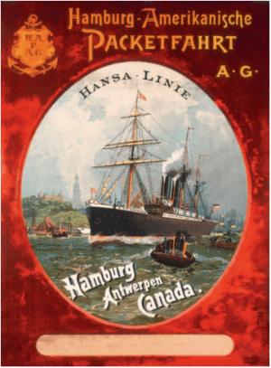 barque hapag-lloyd maritime history